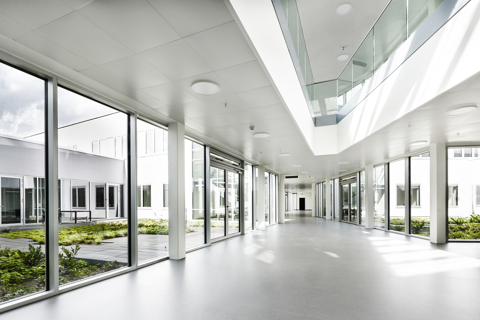 Photo of Aabenraa Psychiatric Hospital by White architects. Photo credit: Signe Find Larsen