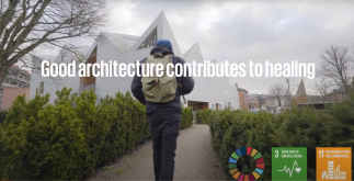 Video of architecture and health