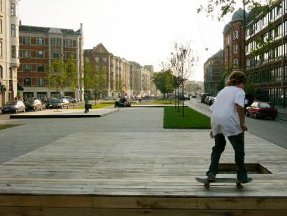 Photo of Soender Boulevard by SLA Architects. Photo credit: Mads Klitten